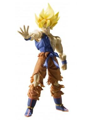Figura Goku Super Warrior Figuarts