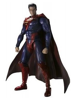 Figura Superman Injustice Figuarts articulada