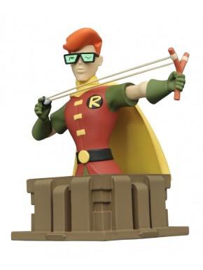 Figura busto Robin animated
