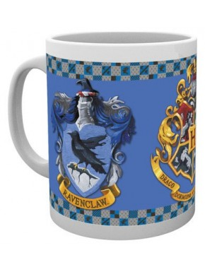 Taza Harry Potter Ravenclaw blue
