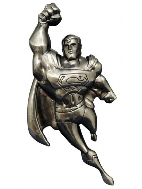 Figura Abrebotellas Superman The Animated Series