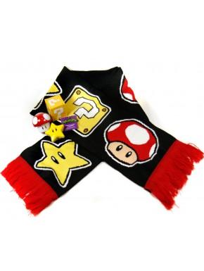 Pack Bufanda Super Mario 3D
