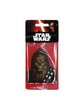 Ambientador papel coche Chewbacca