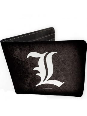 Death Note cartera L