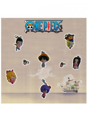 Sailor Moon Petit Chara pack Ed. Especial Let's go to festival