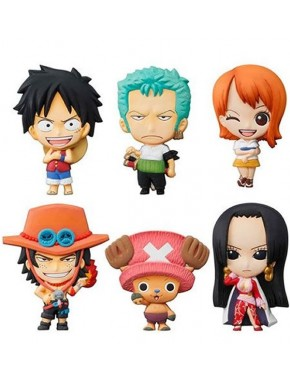 Mini figuras sorpresa One Piece