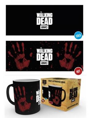 Taza Walking Dead Hand Print