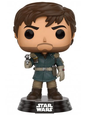 Funko Pop Episodio VII Capitán Cassian