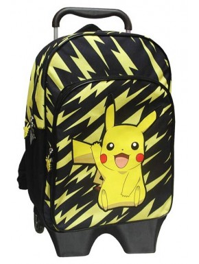 Troley Mochila Pikachu Pokemon