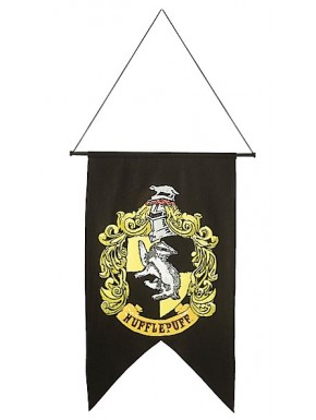 Bandera Hufflepuff Harry Potter
