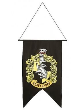 Bandera Hufflepuff Harry Potter