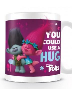Taza Trolls abrazo