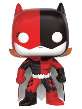 Funko Pop! Imposters Batgirl como Harley Quinn
