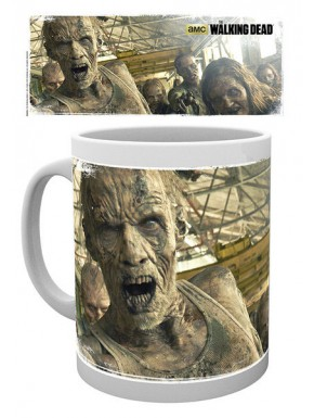 Taza Walking Dead Walkers
