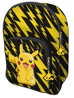 Mochila Pikachu Pokemon electric