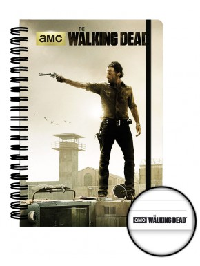 The Walking Dead Cuaderno Prison