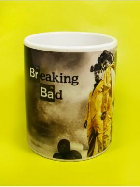 Taza Breaking Bad chemical