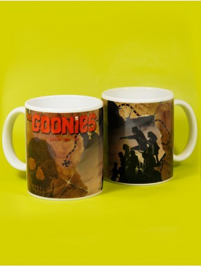 Taza The Goonies Poster