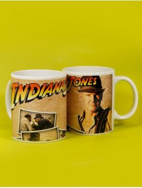 Taza Indiana Jones Tribute