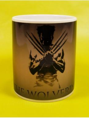 Taza X Men Wolverine