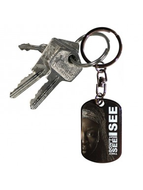 Llavero Walking Dead Michonne