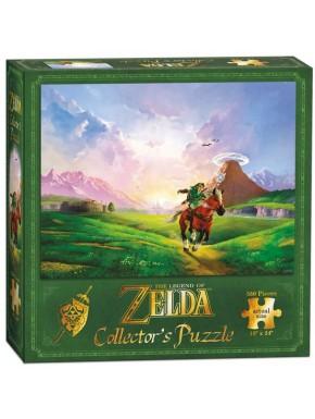 Puzzle Nintendo Zelda Link