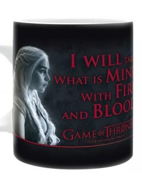 Taza Daenerys Will Take