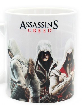Taza Assassin's Creed group