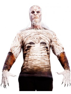 Camiseta Cosplay Walker man