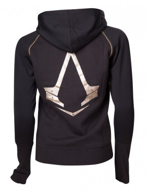 Assassin's Creed Syndicate Sudadera capucha chica