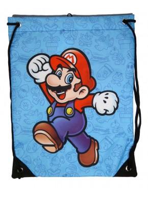 Bolsa gimnasio Super Mario