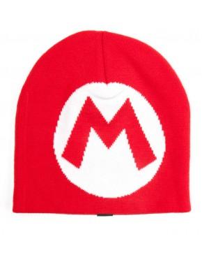 Super Mario gorro M Logo