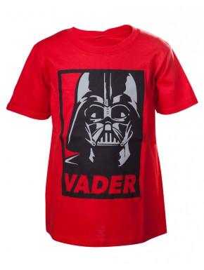 Camiseta niño Star Wars Vader