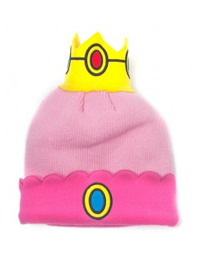 Gorro Nintendo Peach Crown