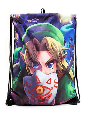 Zelda Bolsa tela Majora's Mask