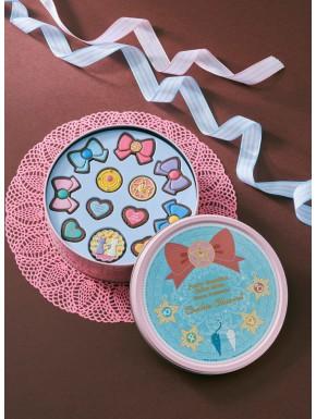 Set 12 Colgantes Sailor Moon cookies