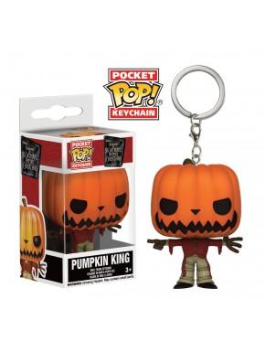Llavero mini Funko Pop Pumpkin King