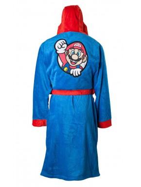 Albornoz polar Super Mario