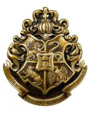 Escudo metálico Hogwats 28 x 31 cm