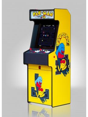 Máquina Arcade Pac-Man Big Boss