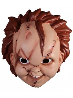 Mascara rígida Chucky Mezco