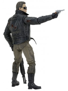 Figura Terminator Ultimate T-800 Police Station