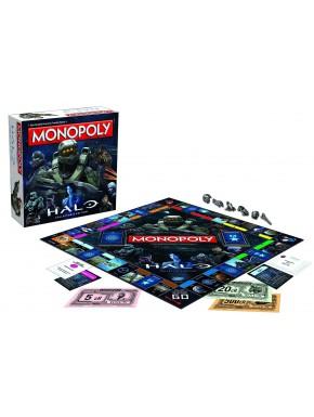 Monopoly Halo Edición en Inglés