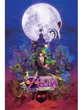 Poster Zelda Majoras Mask
