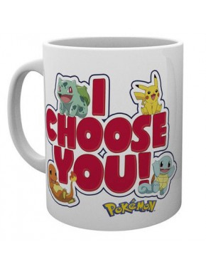 Taza Pokemon Choose You
