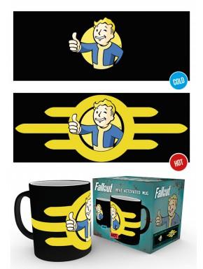 Taza térmica Fallout Vault Boy