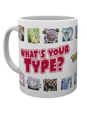 Taza Pokemon My Type