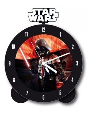 Reloj Despertador Darth Vader Glow in the Dark