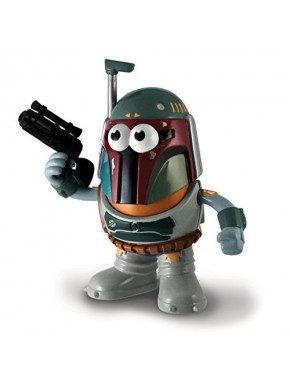 Figura Boba Fett Potato Head