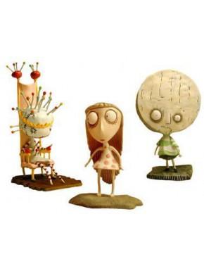 Set Figuras Tim Burton Melancholy 4